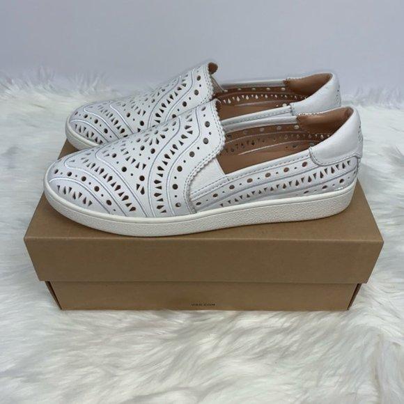 UGG Shoes   Nib Cas Perf Slip On